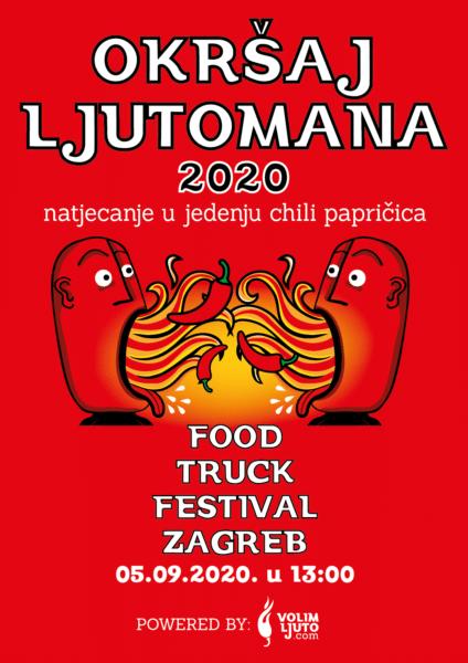Okršaj ljutomana 2020.