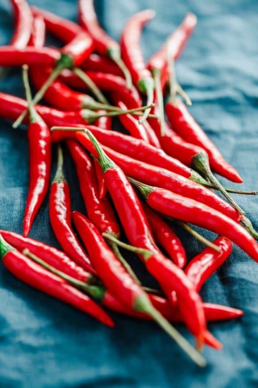 Peperoncino - talijanski naziv za chili papričice ili točno određena sorta? 1