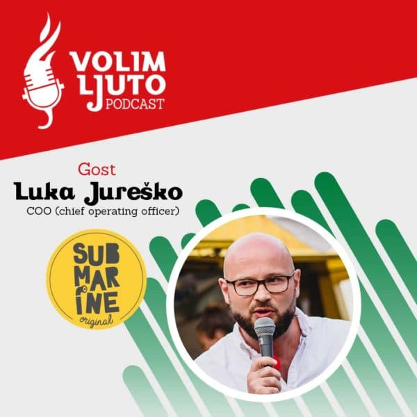 Submarine Burger Luka Jurečko Podcast