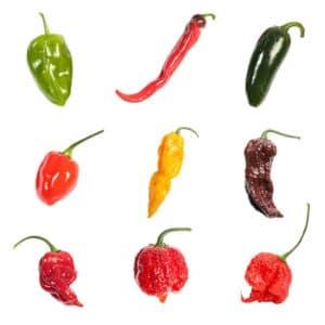 Volim Ljuto - Ljuti umaci, chili papričice, sjemenke chili papričica 7