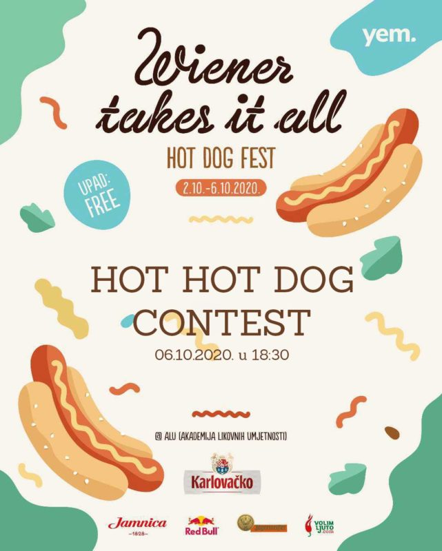 Hot Hot Dog Contest