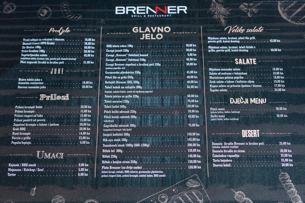 Brenner Grill - VolimLjuto.com