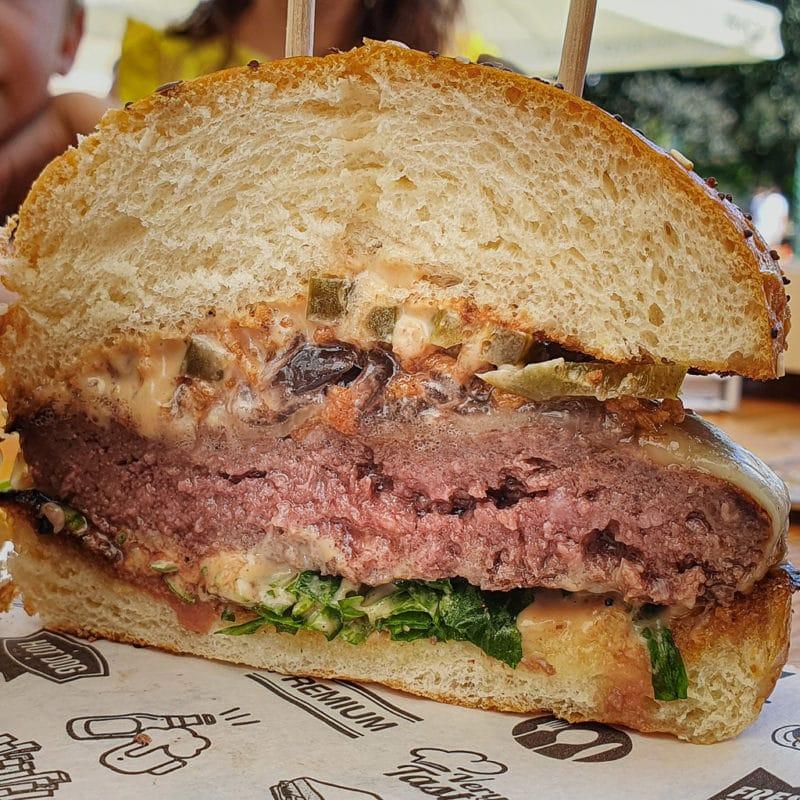 Pažanin - Zagreb Burger Festival - VolimLjuto.com