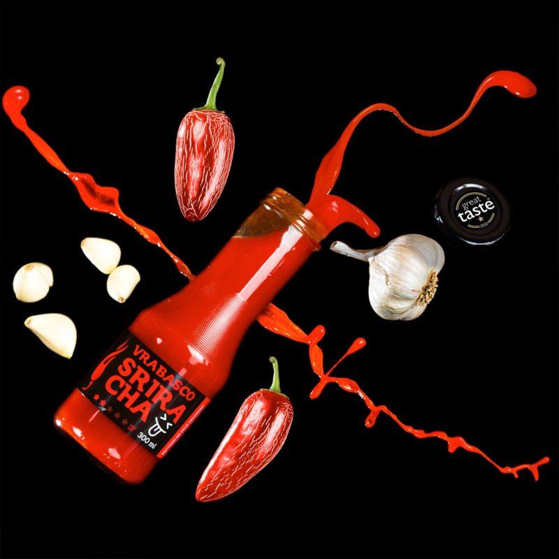 Vrabasco Sriracha Great Taste - VolimLjuto.com