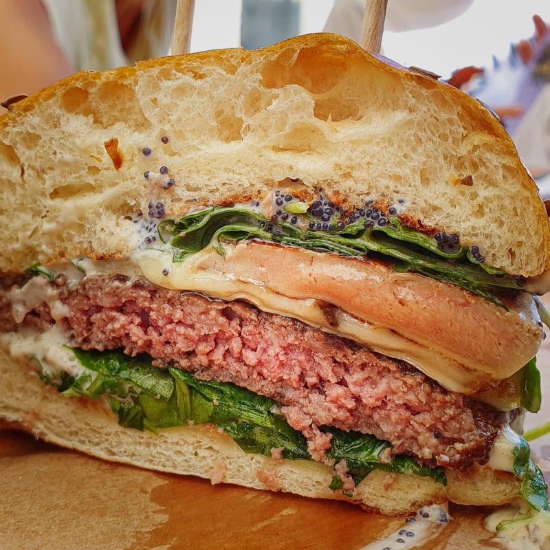 Submarine Burger - Zagreb Burger Festival - VolimLjuto.com