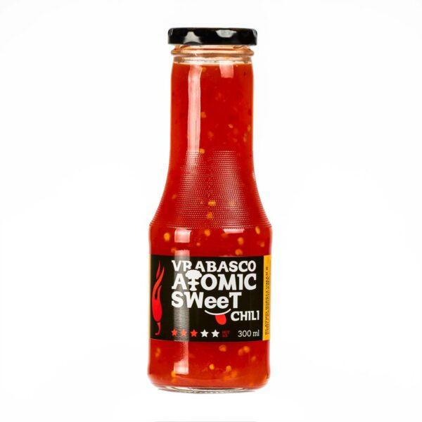Vrabasco Atomic Sweet Chili slatko ljuti umak 300ml 3