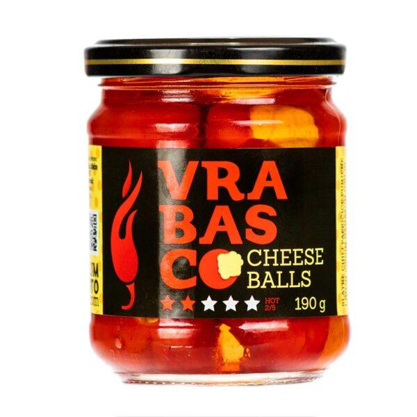 Vrabasco Cheese Balls papričice punjene sirom 190g 3