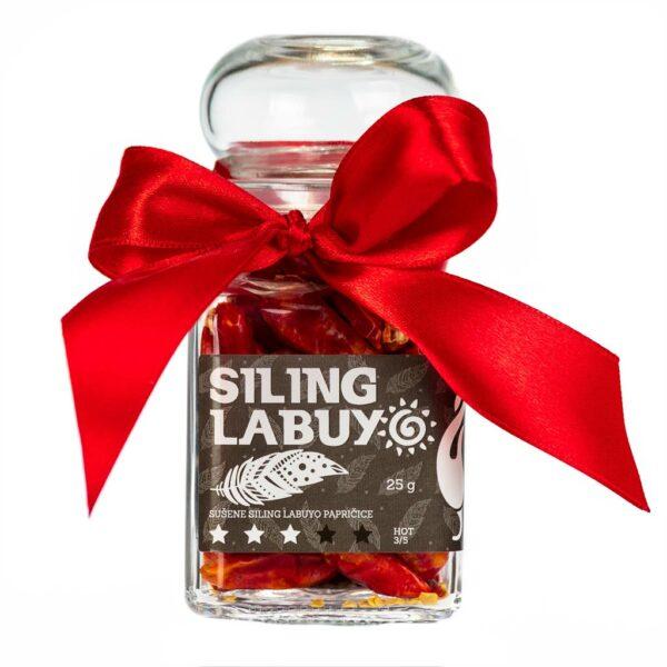 Siling Labuyo sušene chili papričice 25g 3
