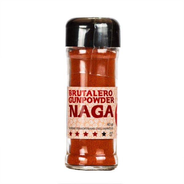 Brutalero Gunpowder Naga 40g 3