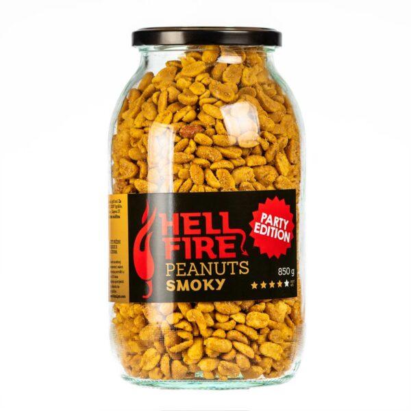 Hellfire Peanuts Smoky Party edition ljuti kikiriki 850g 3
