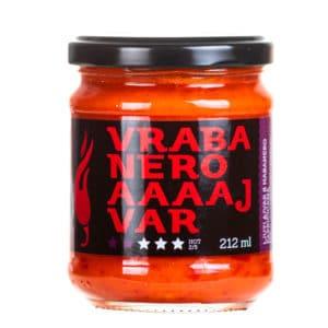 Habanero Red 17