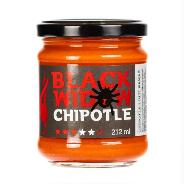 Black Widow Chipotle ljuti namaz 212ml 3