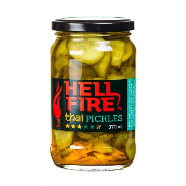 Hellfire Thai Pickles 370 ml 1