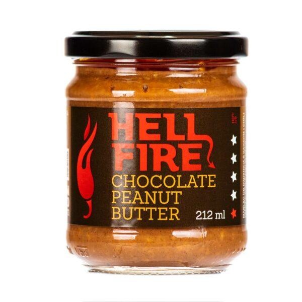 Hellfire Chocolate Peanut Butter 212ml 3