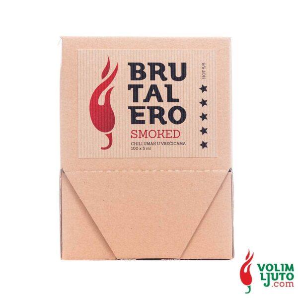 Brutalero Smoked ljuti umak 5ml x 100kom 4