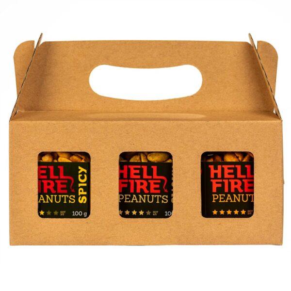 Hellfire Peanuts x3 poklon paket 3