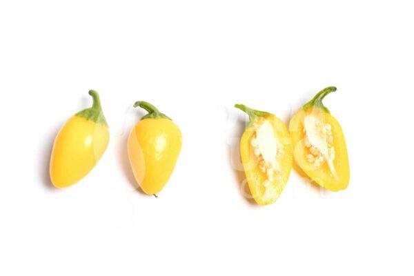 Jalapeno Numex Lemon Spice - Svježi plodovi 3