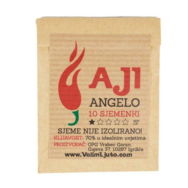 Aji Angelo - Sjemenke chili papričica 4