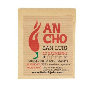 Zalijevanje chili papričica - manje je više ili više je manje? 2