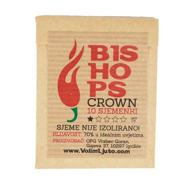 Bishops Crown - Sjemenke chili papričica 4