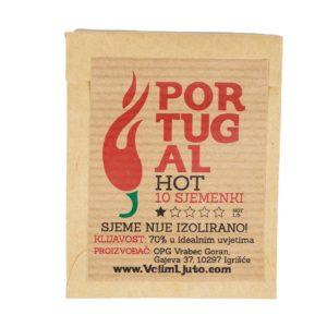 Hot Portugal - Sjemenke chili papričica 11