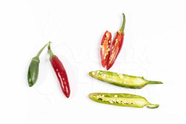 Serrano - Sjemenke chili papričica 3