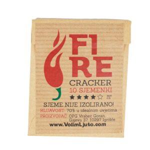 Firecracker - Sjemenke chili papričica 5