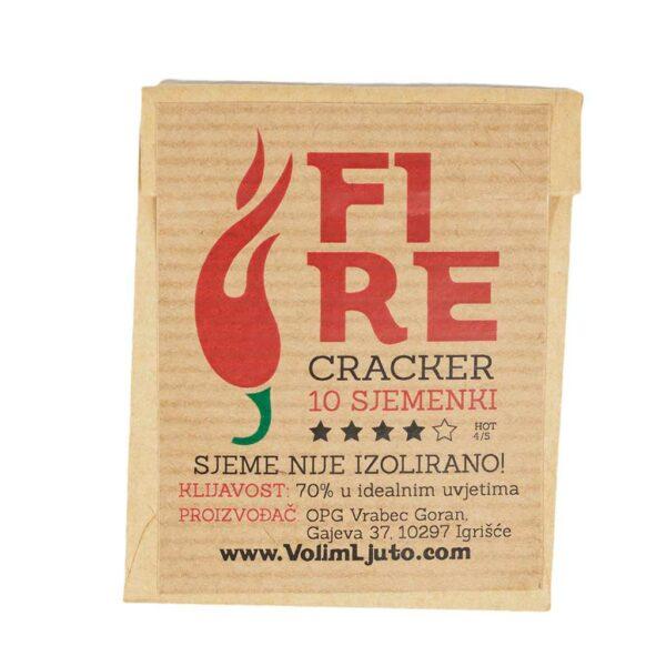 Firecracker - Sjemenke chili papričica 4
