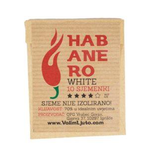 Habanero White 2