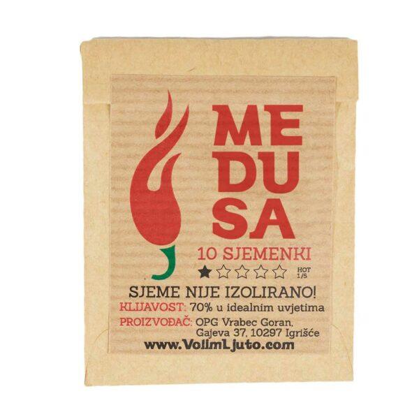 Medusa - Sjemenke chili papričica 4