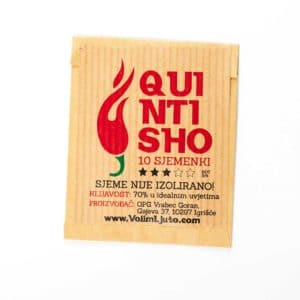 Quintisho - Sjemenke chili papričica 7