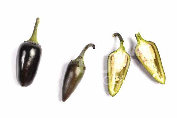 Jalapeno Purple - Sjemenke chili papričica 3