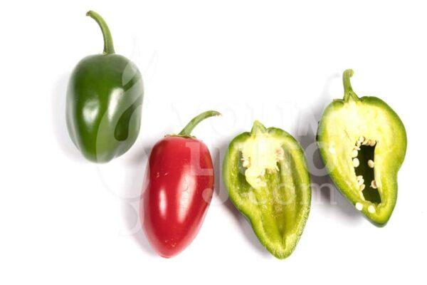 Jalapeno Conchos - Sjemenke chili papričica 3