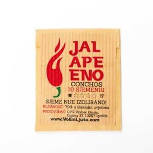 Jalapeno Conchos - Sjemenke chili papričica 5