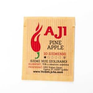 Aji Pineapple - Sjemenke chili papričica 7