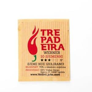 Trepadeira Werner - Sjemenke chili papričica 4