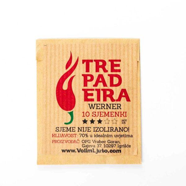 Trepadeira Werner - Sjemenke chili papričica 3