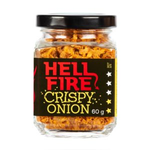 Hellfire Crispy Onion prženi luk 60g 6