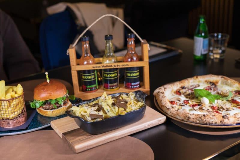 Franko's Pizza and Bar - VolimLjuto.com
