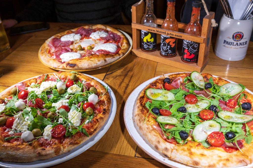 Paulaner Pizza Bar - VolimLjuto.com