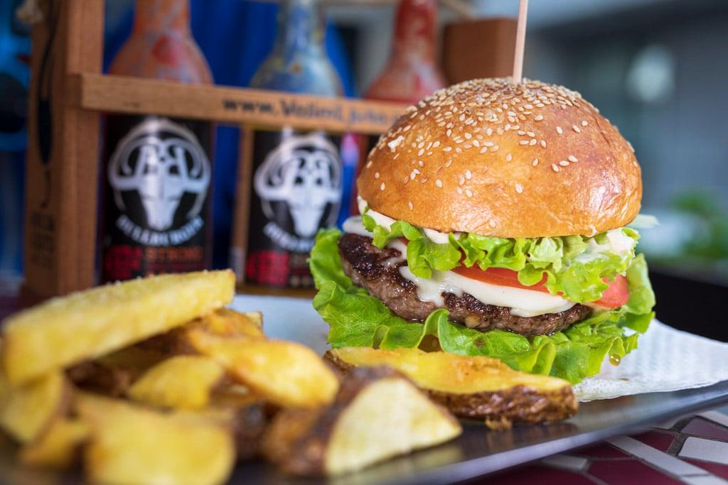 Bull Burger - VolimLjuto.com