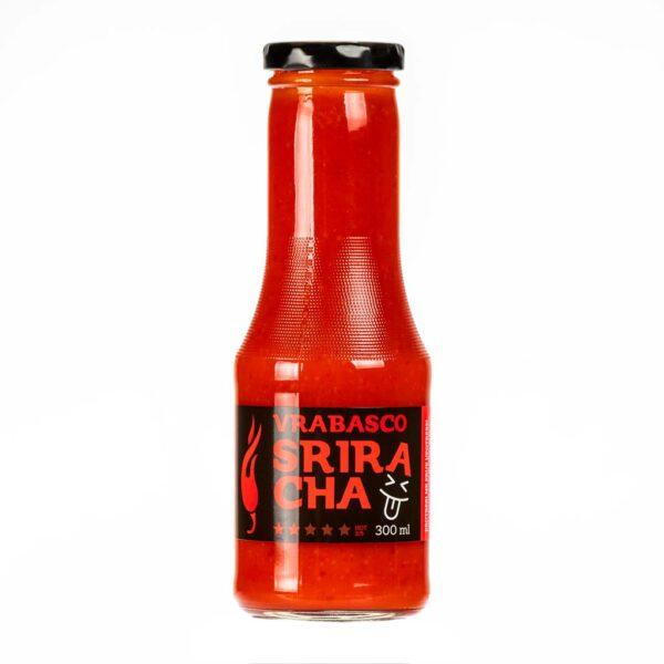 Vrabasco Sriracha ljuti umak 300ml 3