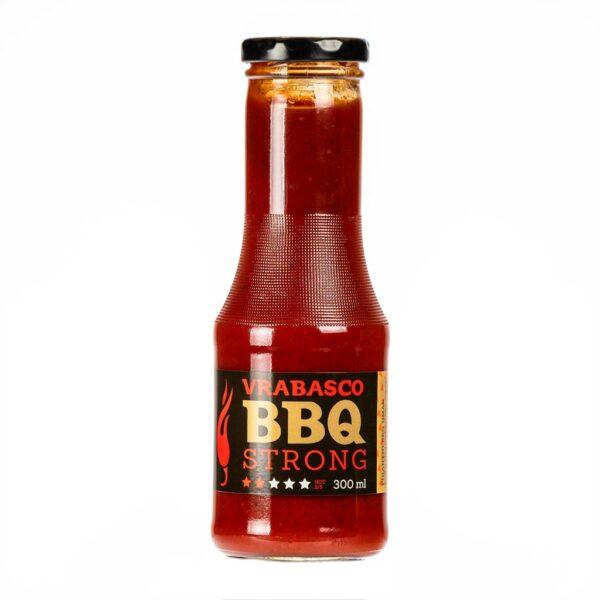 Vrabasco BBQ Strong umak za roštilj 300ml 3