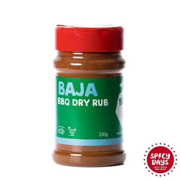 Baja BBQ Dry rub mješavina začina za roštilj 230g 3