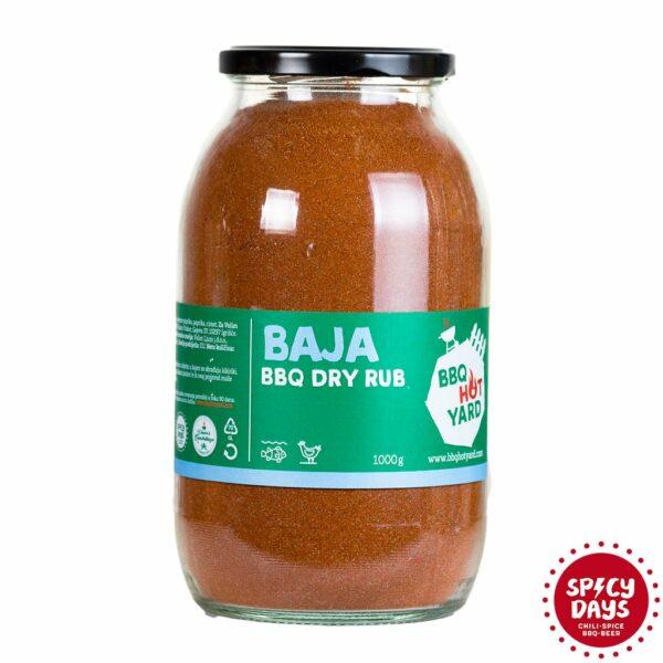 Baja BBQ Dry rub mješavina začina za roštilj 1 kg 3