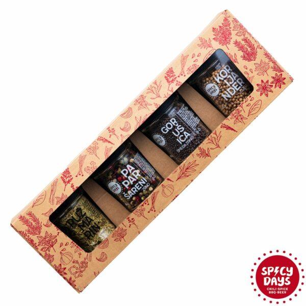 Začini za zimnicu - poklon paket 3