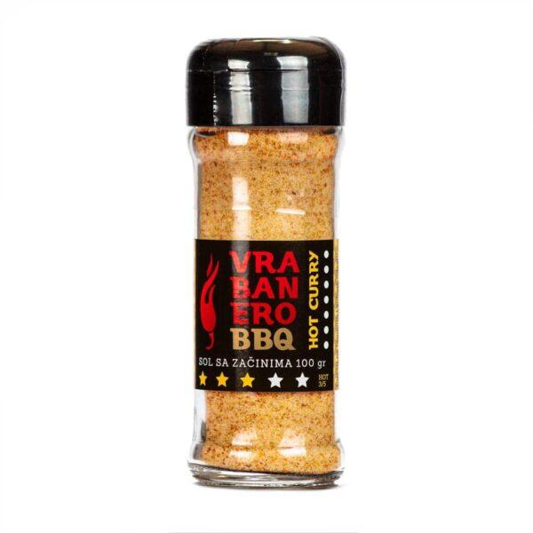 Vrabanero BBQ sol Curry 100g 2