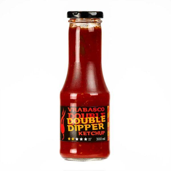 Vrabasco Double Dipper Ketchup 300ml 3