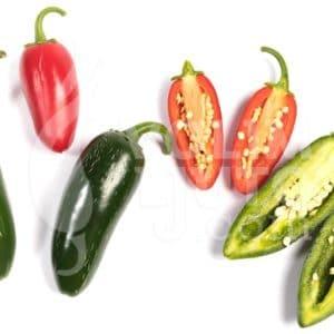 Sjemenke chili papričica - preko 50 sorti! 6