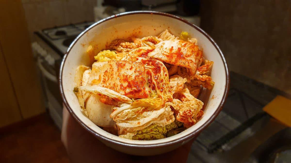 Kimchi recept - VolimLjuto.com